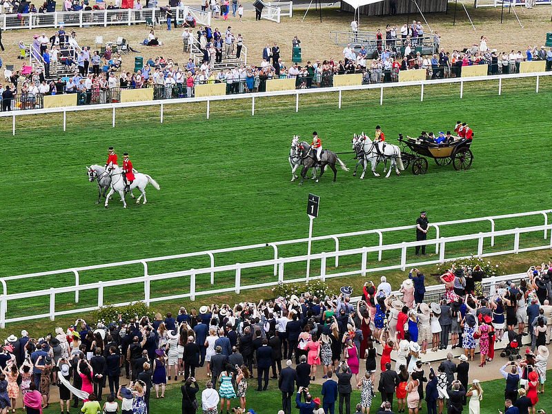 Royal Ascot chauffeurs