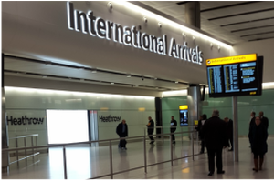 Heathrow chauffeur transfers